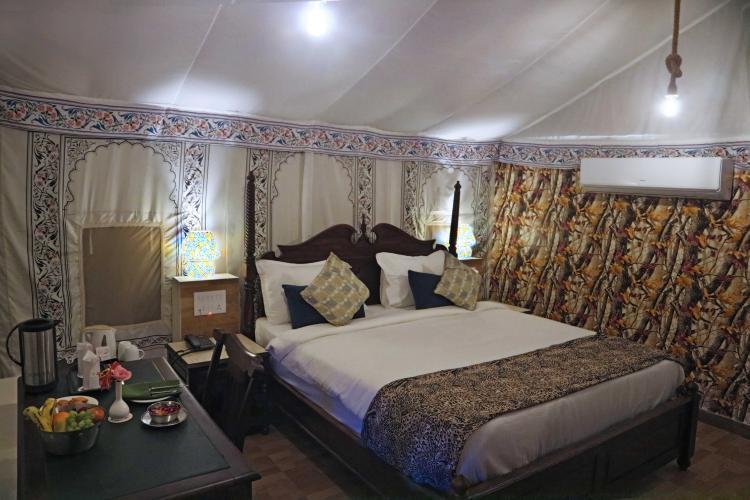 Gir Lion Safari Camp, Sasan Gir