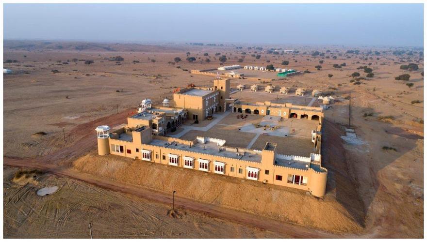 Trulyy Fort Aranya, Jaisalmer
