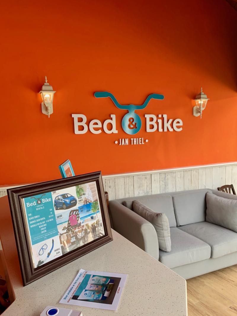 Bed & Bike Jan Thiel