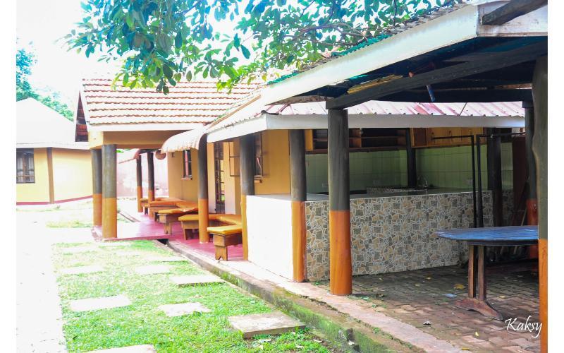 Jinja Safari Camp