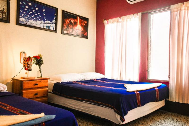 *Premium Double/Triple A/C Ensuite - 2 to 3 pers.