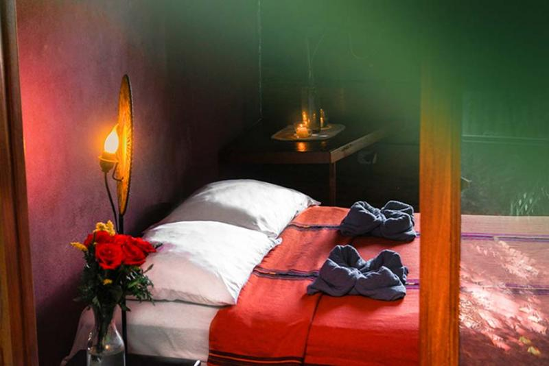 *Cabin Discount Jungle Room - 1 to 2 pers. (READ DETAILS HERE BEFORE BOOKING)
