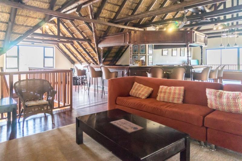 Shongololo Lodge