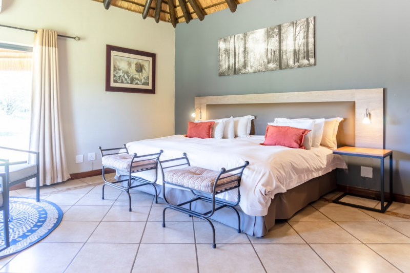 African Dream Cottage - Sleeps 2
