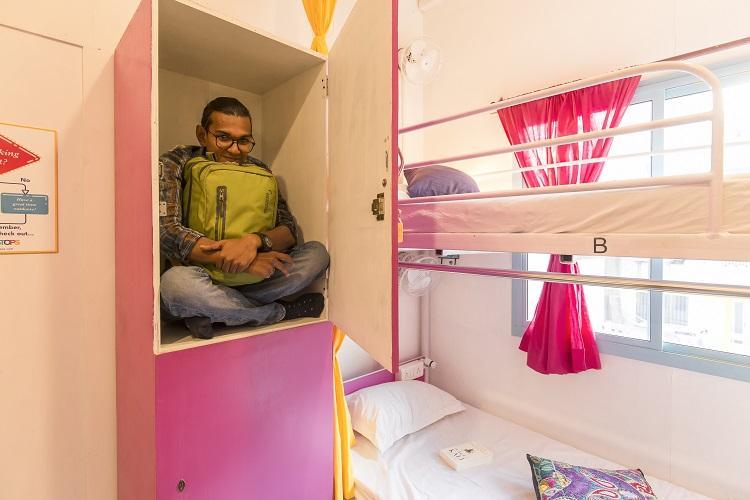 8 Bed AC Dorm Shared Bath